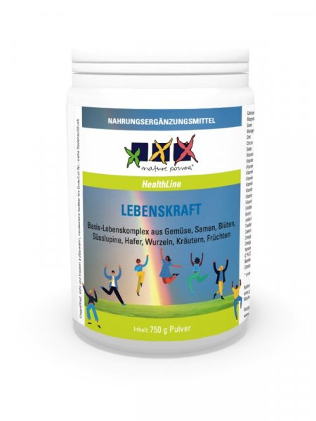 LEBENSKRAFT - Enzyme aus Gemüse, Blüten, Samen, uvm.