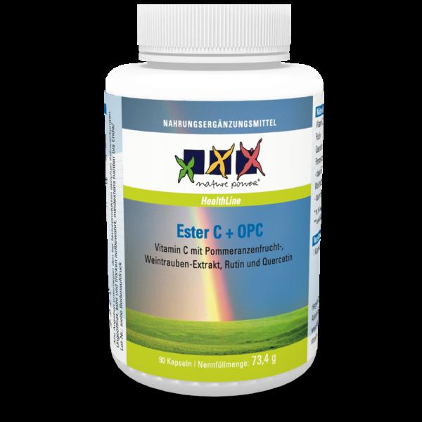 Ester C & OPC / Lebensvitamin des Körpers