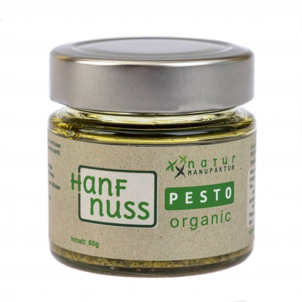 Hanf PESTO, ORGANIC