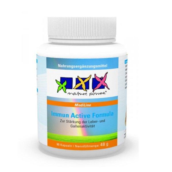 Immun Aktiv, kraftvolle Unterstützung der Leber
