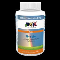 Phyto plus - pflanzliches Östrogen